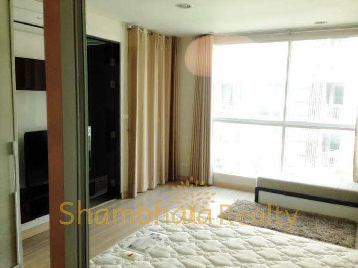 Shambhala Realty Agency's One BR Condo at Address Patumwan 6