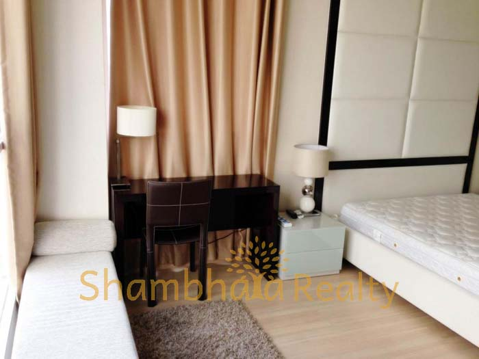 Shambhala Realty Agency's One BR Condo at Address Patumwan 7