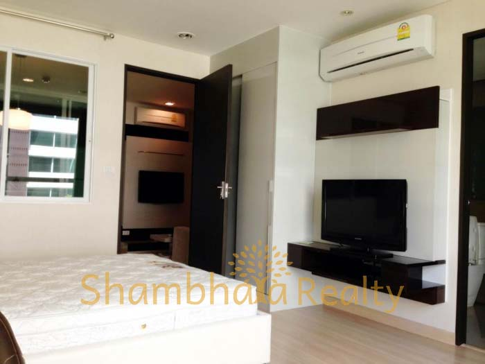 Shambhala Realty Agency's One BR Condo at Address Patumwan 8