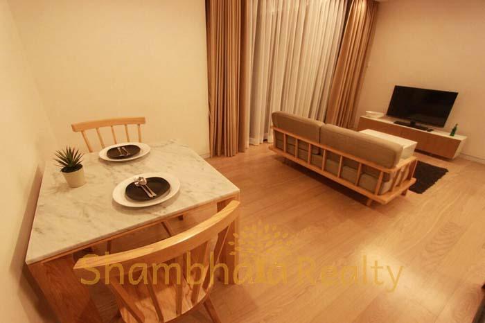 Shambhala Realty Agency's Siamese Gioia 1BR Condo at Sukhumvit 31 1