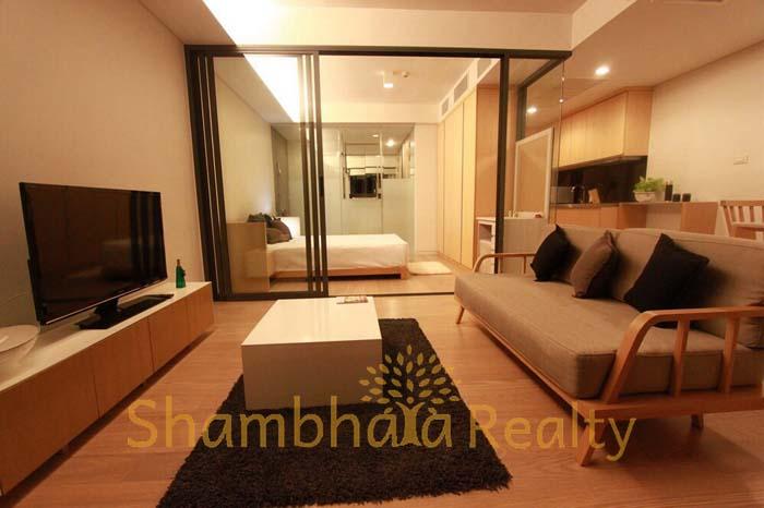 Shambhala Realty Agency's Siamese Gioia 1BR Condo at Sukhumvit 31 5