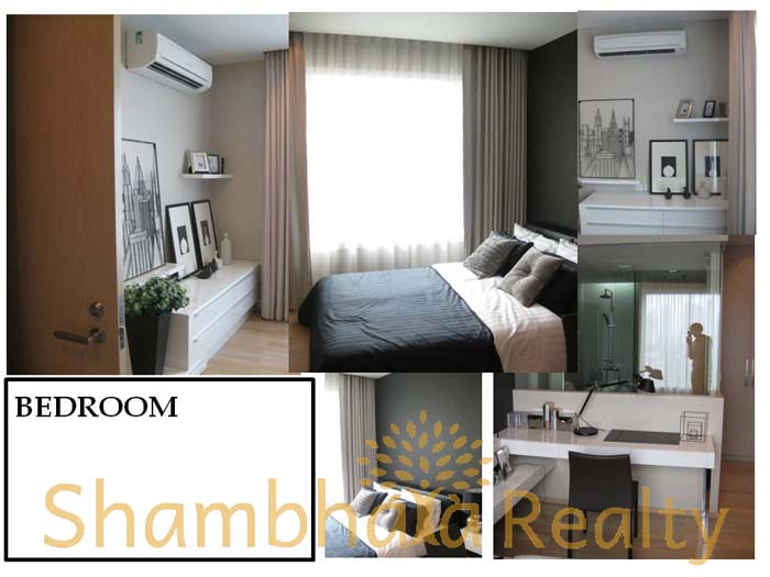 Shambhala Realty Agency's One BR Condo Siri at Sukhumvit 38 3