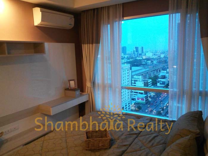 Shambhala Realty Agency's Condo for rent Thru Thong Lo 2