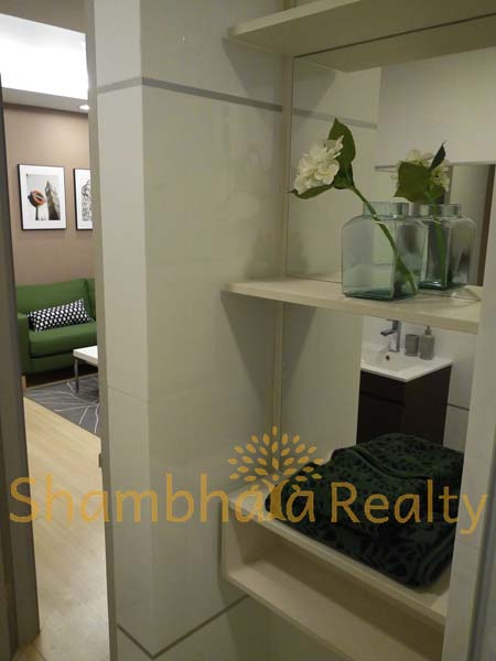 Shambhala Realty Agency's Condo for rent Thru Thong Lo 3