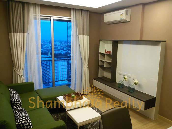 Shambhala Realty Agency's Condo for rent Thru Thong Lo 4