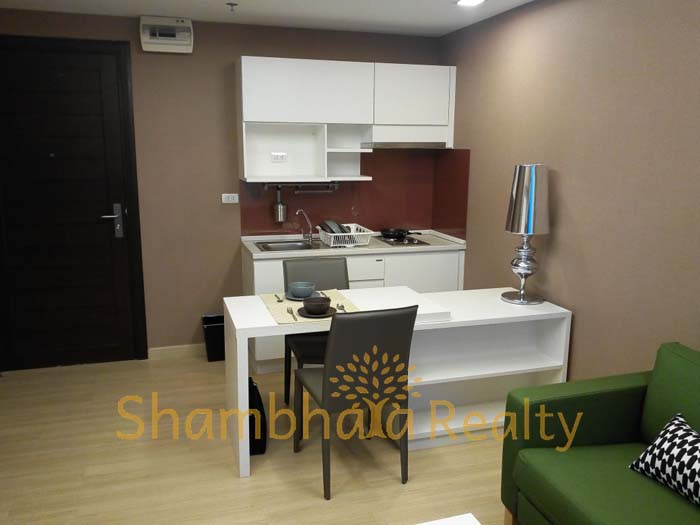 Shambhala Realty Agency's Condo for rent Thru Thong Lo 8