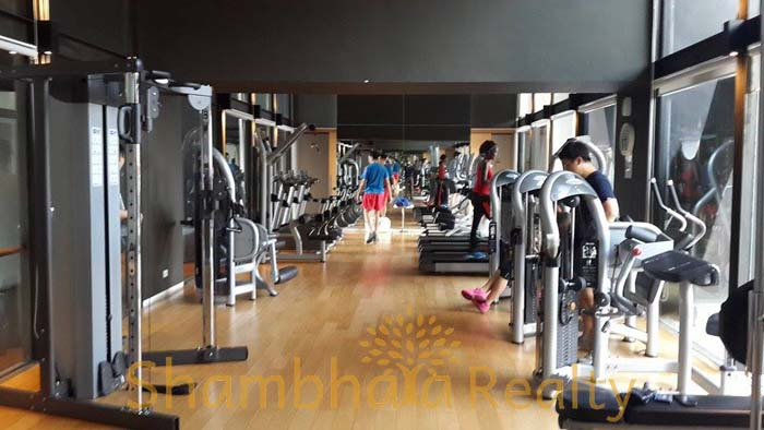 Shambhala Realty Agency's The Met Luxury Condo Sathorn 7