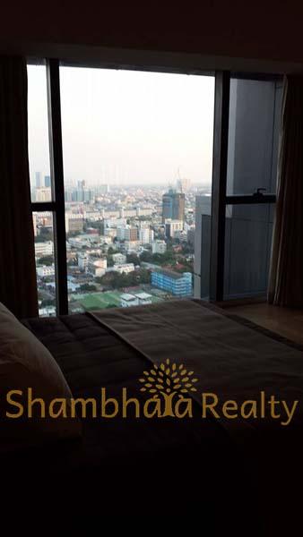 Shambhala Realty Agency's The Met Luxury Condo Sathorn 2