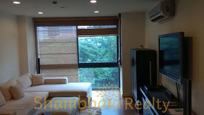 Shambhala Realty Agency's Baan Saraan 1BR Condominiums Sukhumvit 31 1