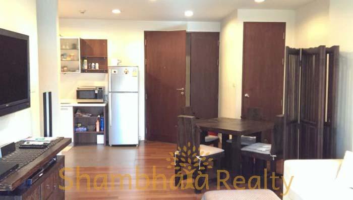 Shambhala Realty Agency's Baan Saraan 1BR Condominiums Sukhumvit 31 3