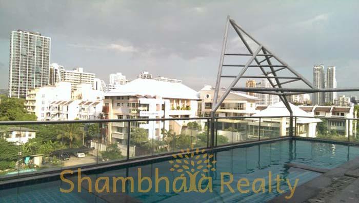 Shambhala Realty Agency's Baan Saraan 1BR Condominiums Sukhumvit 31 6