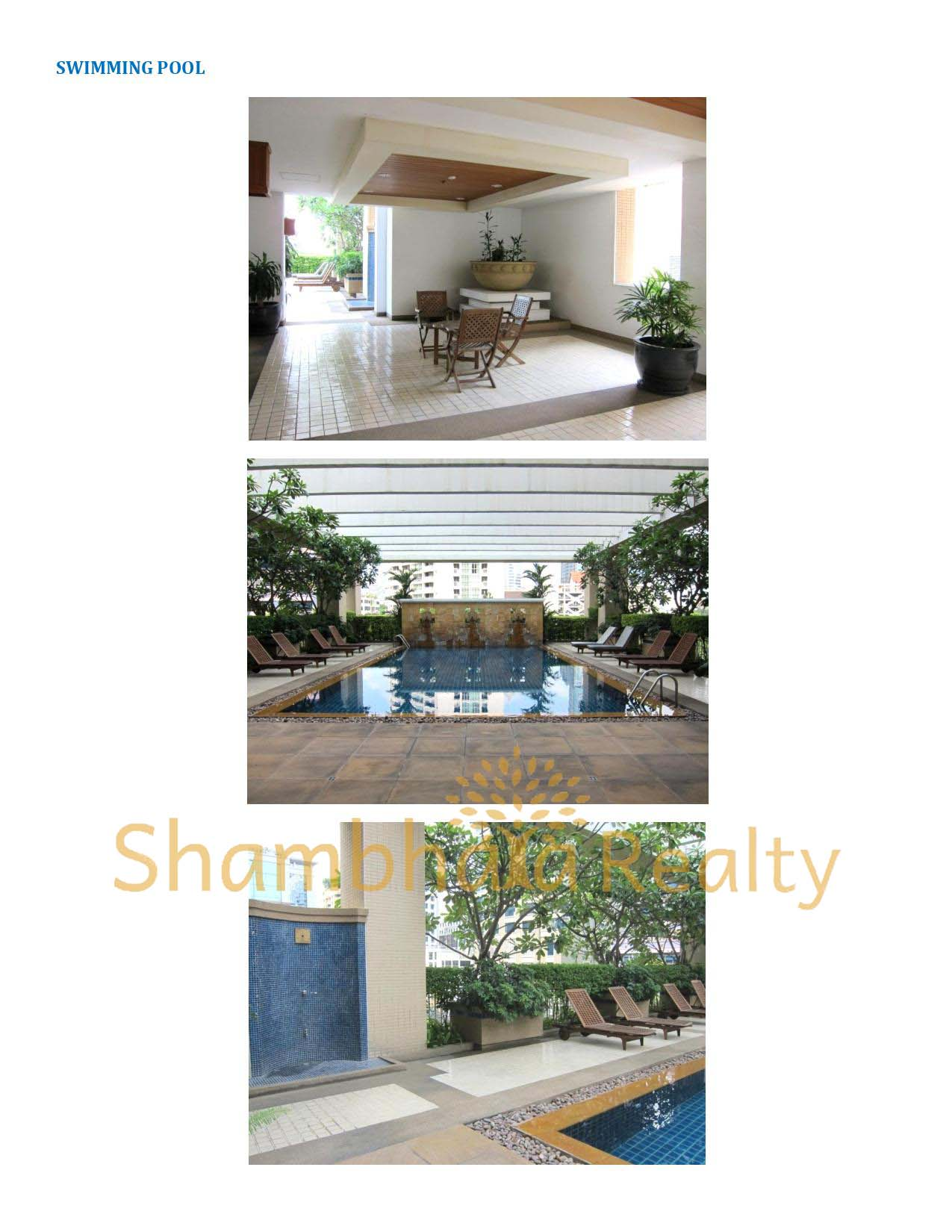 Shambhala Realty Agency's Condo for Rent Lungsuan Ville 2