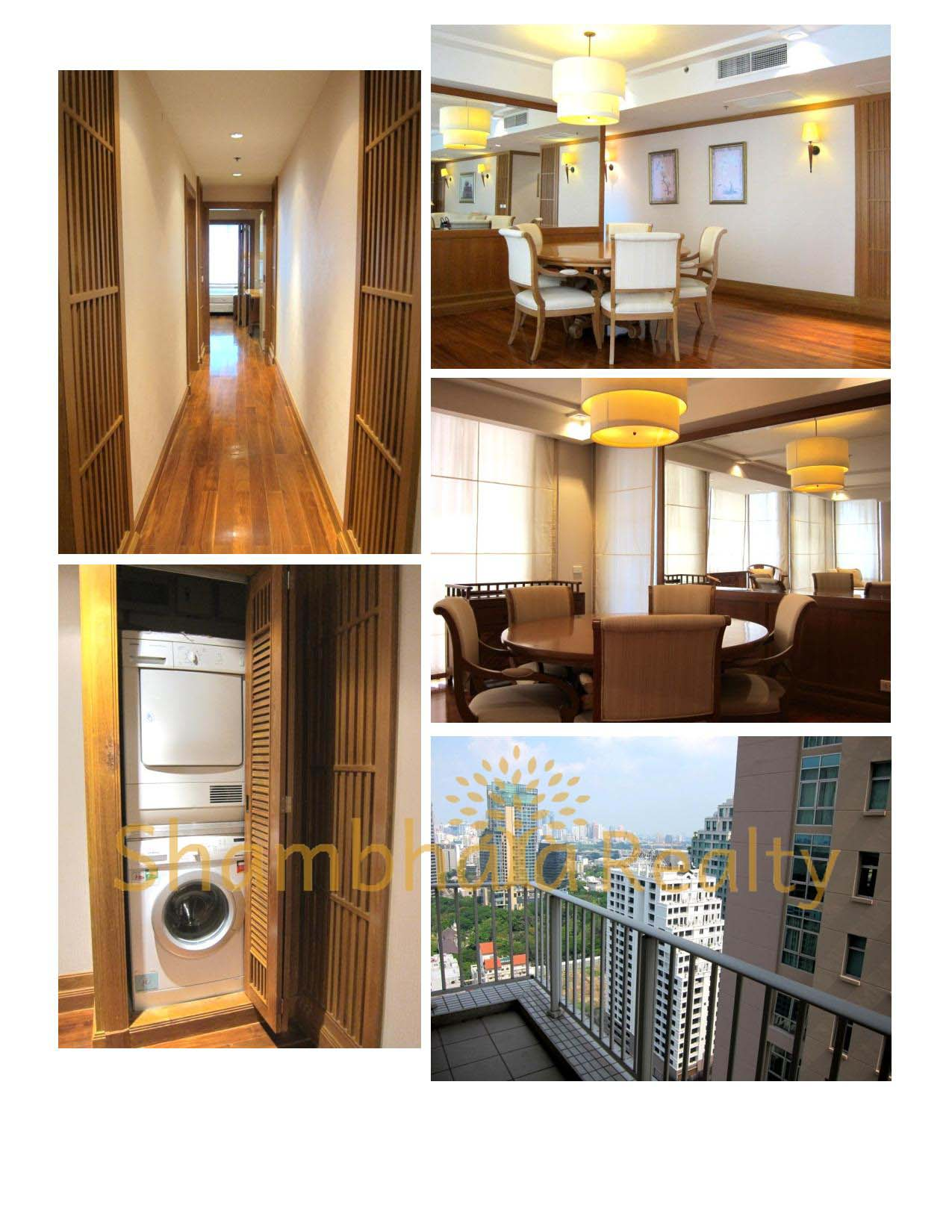 Shambhala Realty Agency's Condo for Rent Lungsuan Ville 3