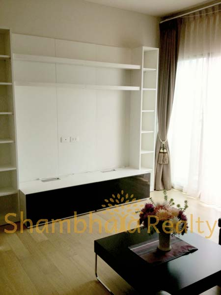 Shambhala Realty Agency's Condo for rent Noble Reflex 1BR 2