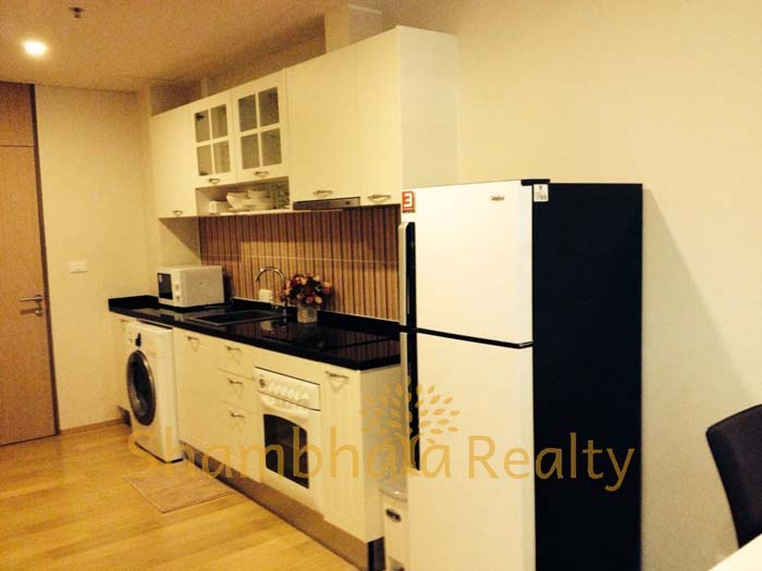 Shambhala Realty Agency's Condo for rent Noble Reflex 1BR 4