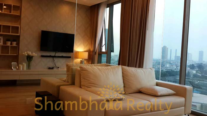 Shambhala Realty Agency's The Breeeze South Sathorn 1BR 1