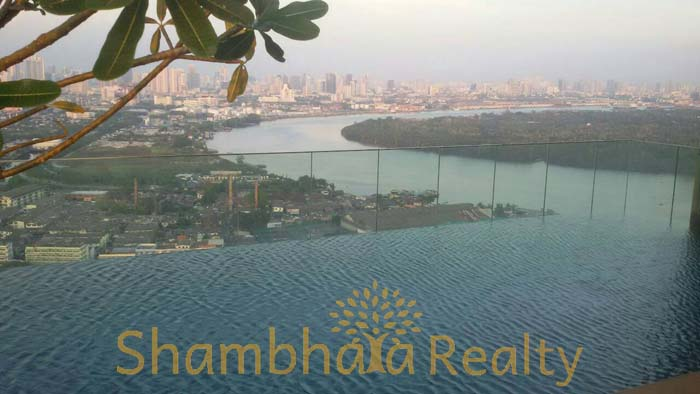 Shambhala Realty Agency's The Breeeze South Sathorn 1BR 3