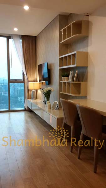 Shambhala Realty Agency's The Breeeze South Sathorn 1BR 4