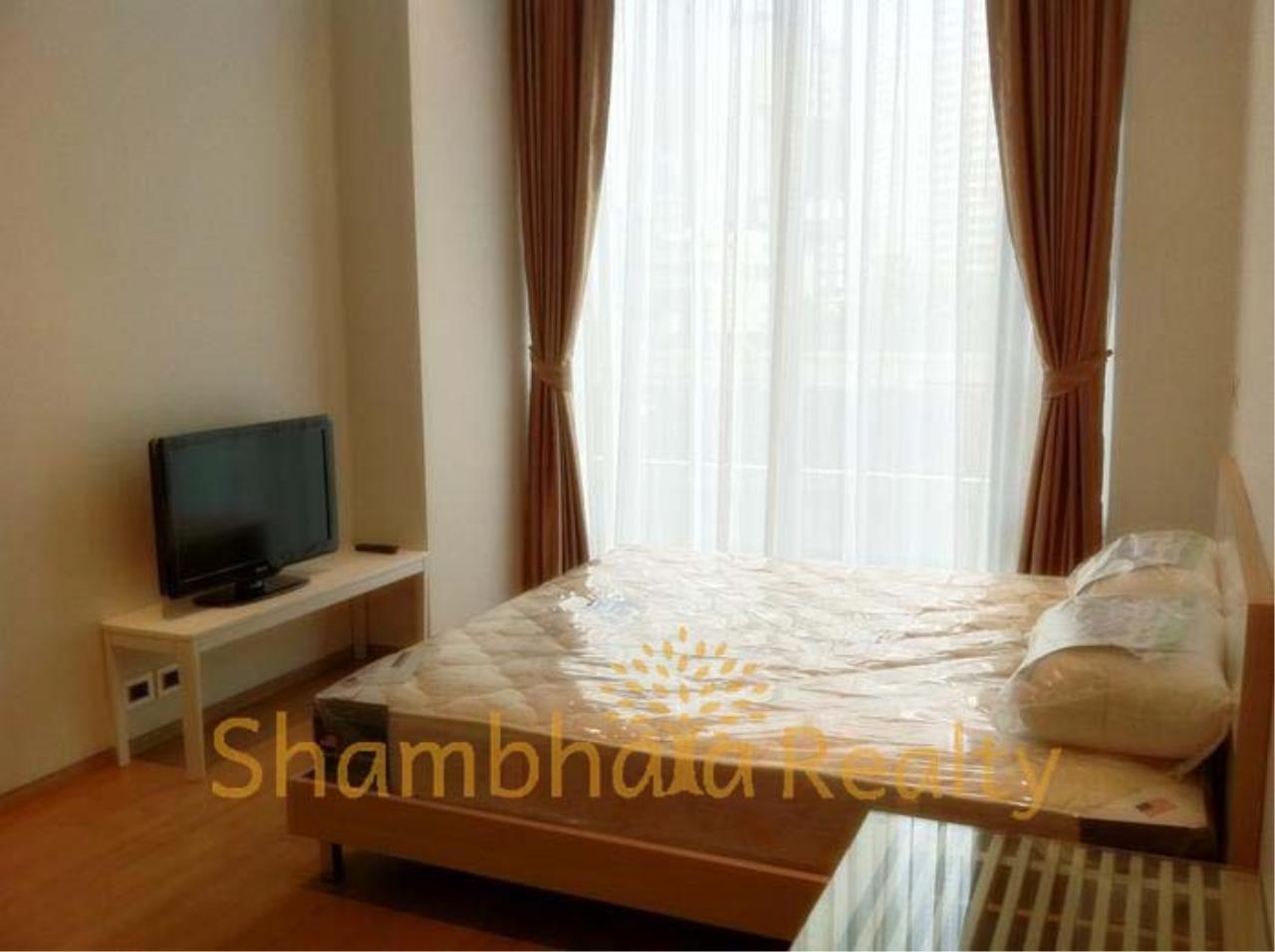 Shambhala Realty Agency's Sala Deang Residence Condominium for Rent in Sala Deang 1