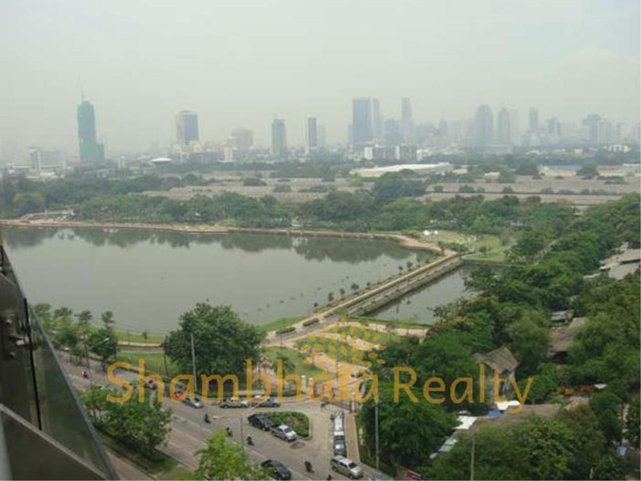 Shambhala Realty Agency's The Lakes Condominium for Rent in Asok 13
