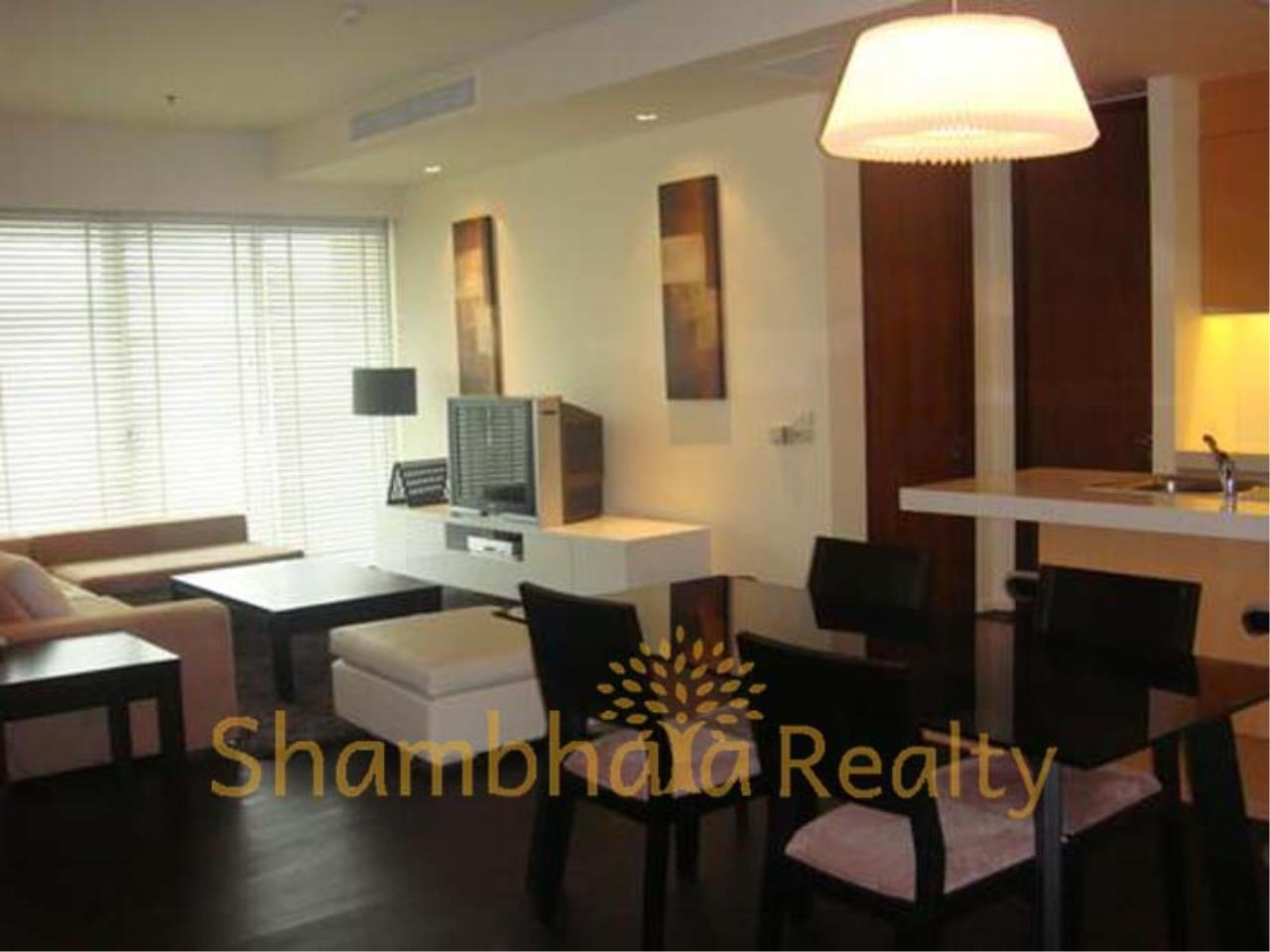Shambhala Realty Agency's The Lakes Condominium for Rent in Asok 1