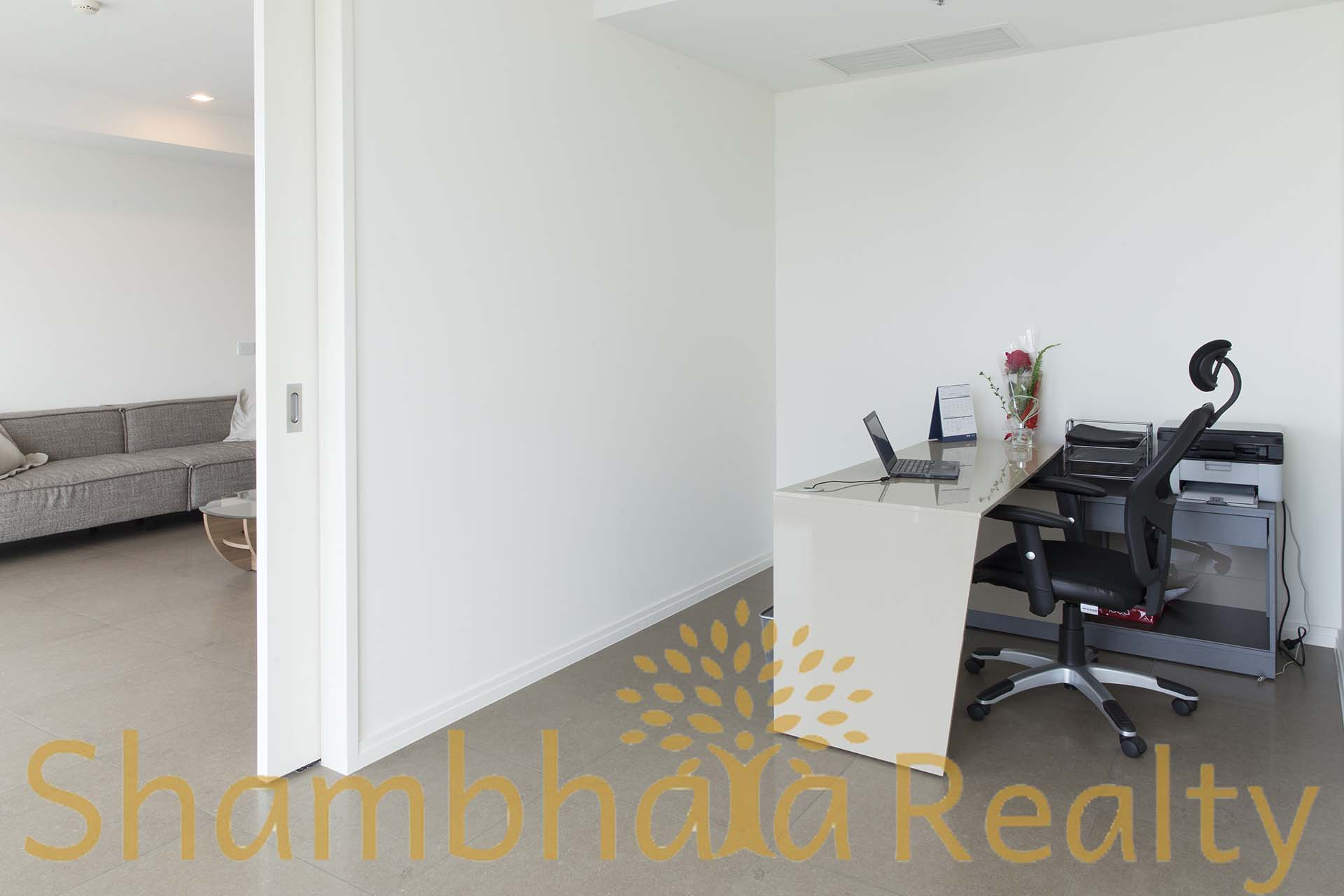 Shambhala Realty Agency's The River Condominium Modern lux 2 BR 5