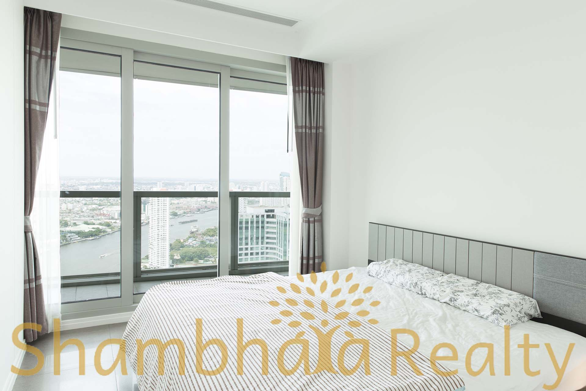 Shambhala Realty Agency's The River Condominium Modern lux 2 BR 6