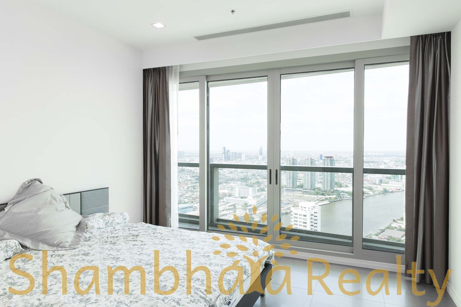 Shambhala Realty Agency's The River Condominium Modern lux 2 BR 9