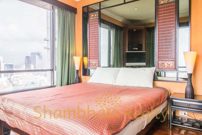 Shambhala Realty Agency's 2BR Piya Sathorn Condo 4