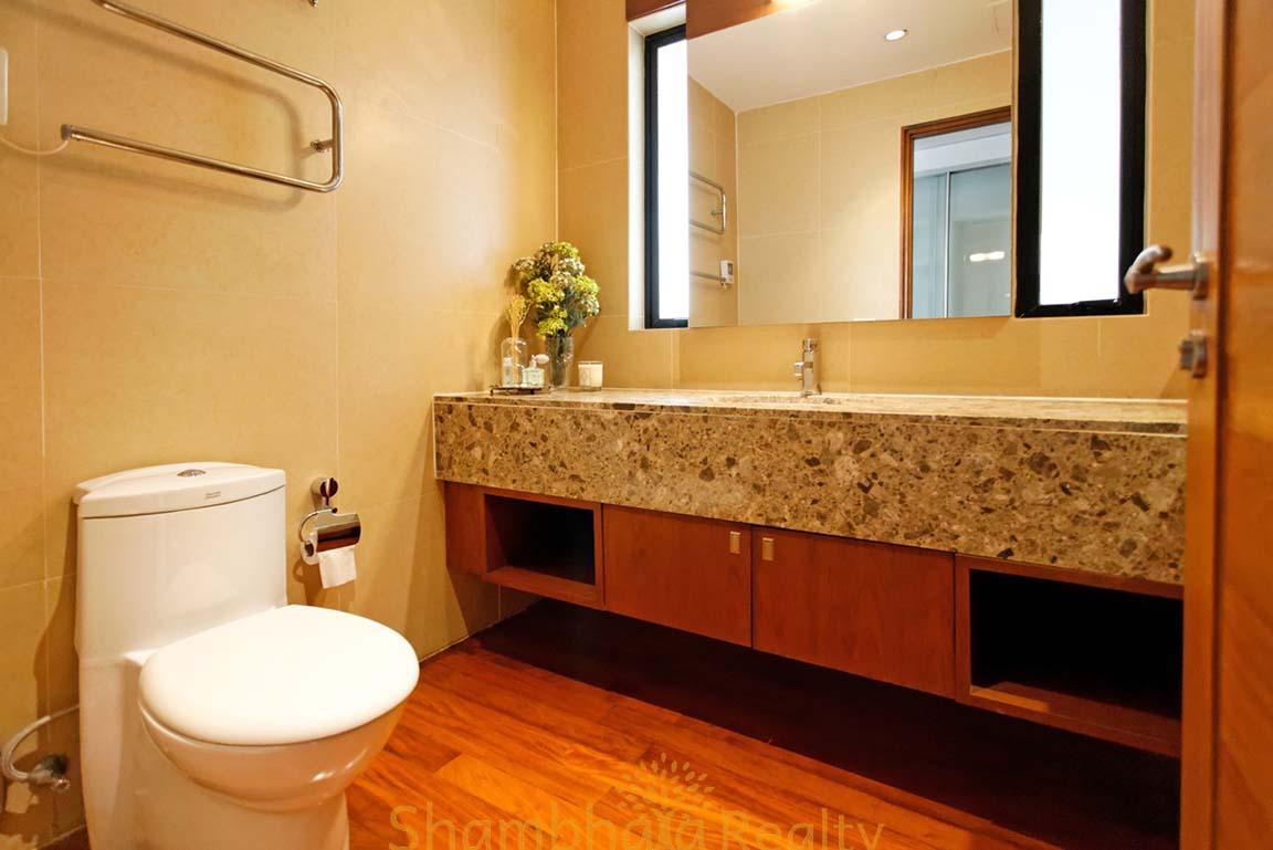 Shambhala Realty Agency's 4BR Levara Residence Luxury Duplex at Sukhumvit 24 8