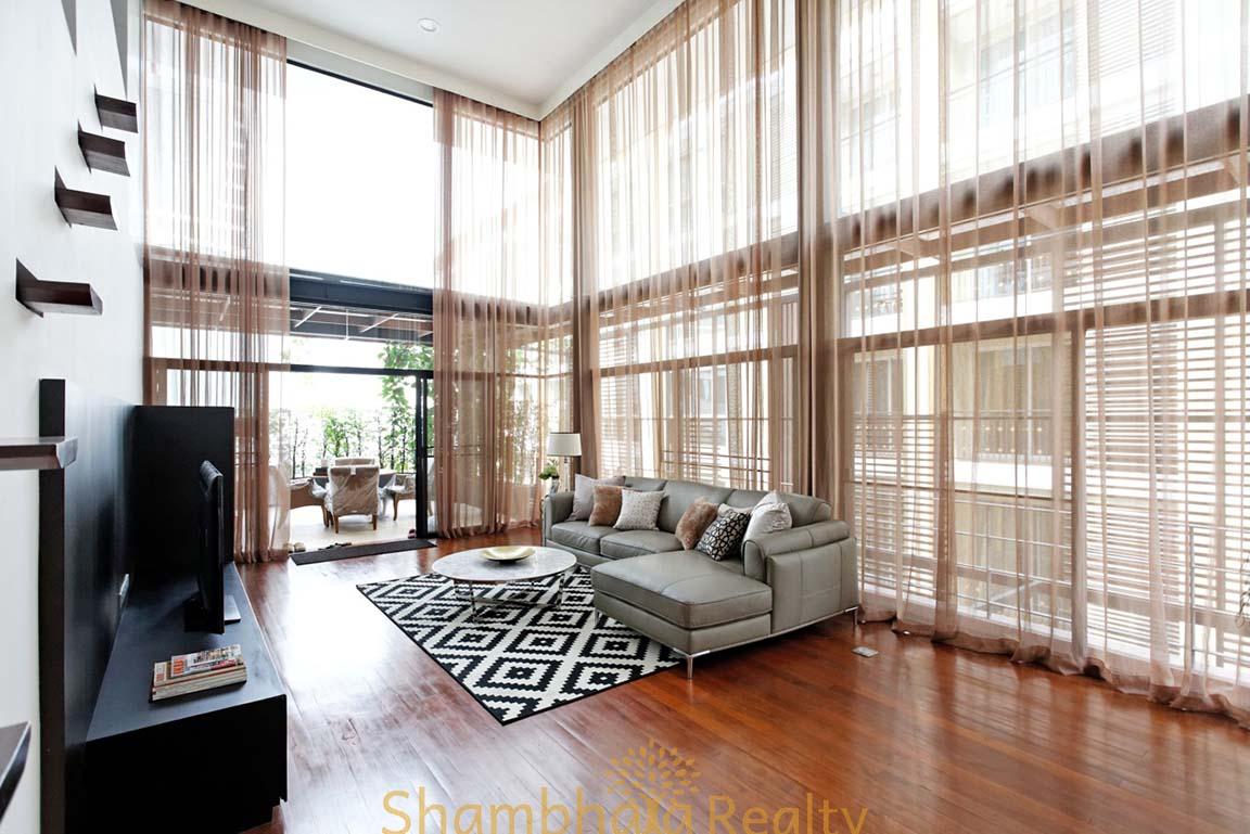Shambhala Realty Agency's 4BR Levara Residence Luxury Duplex at Sukhumvit 24 10