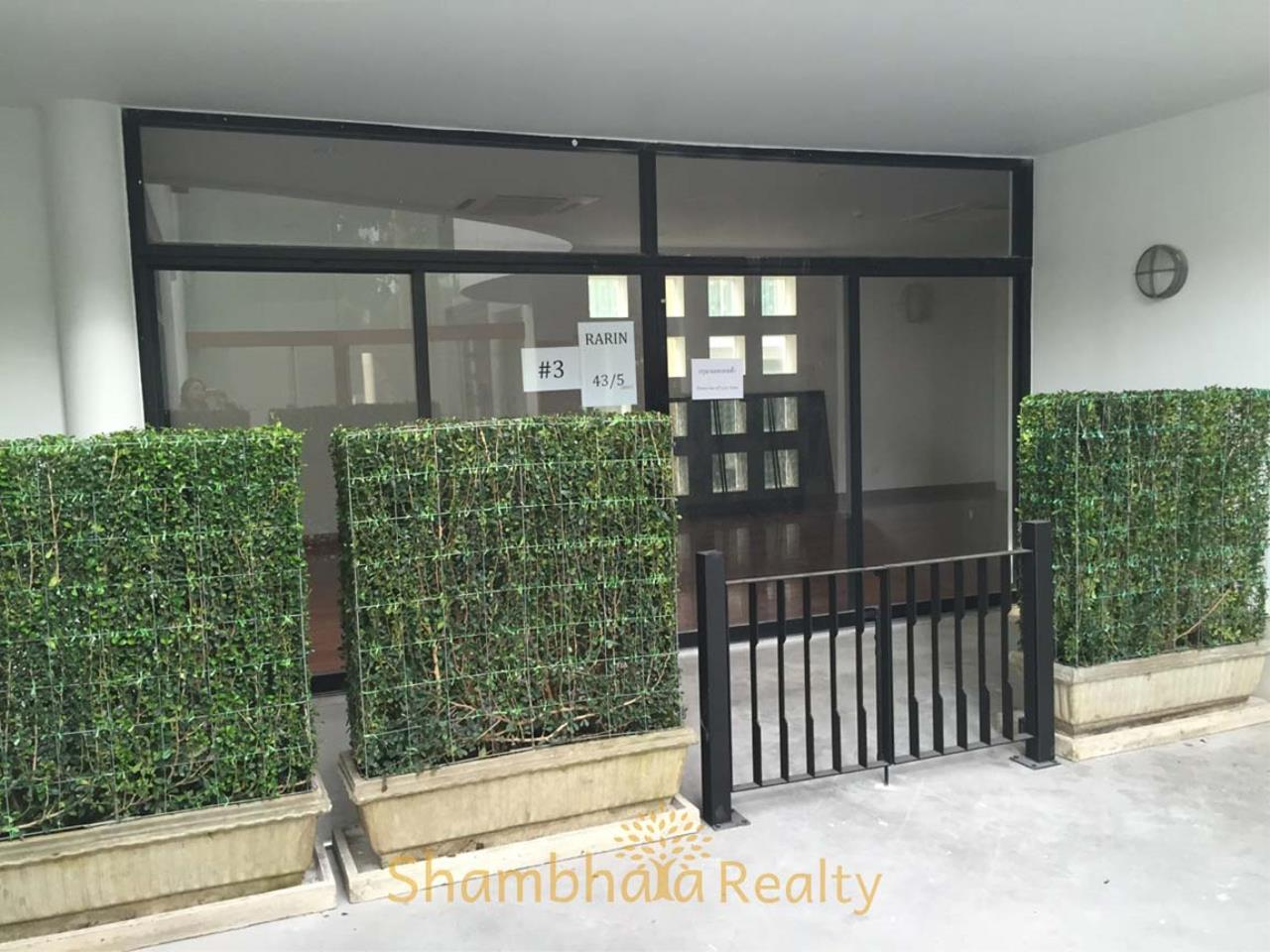 Shambhala Realty Agency's Baan Rarin House for Rent in Sukhumvit 24 3