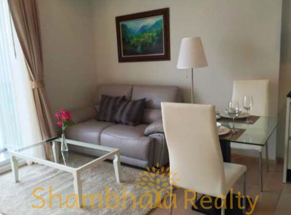 Shambhala Realty Agency's HQ at Thonglor 1BR Condo 4