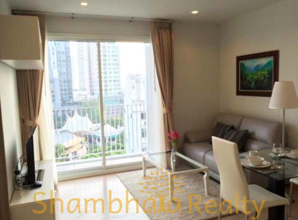 Shambhala Realty Agency's HQ at Thonglor 1BR Condo 5
