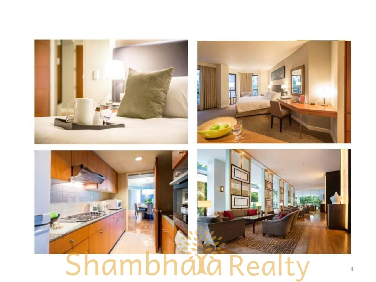 Shambhala Realty Agency's Chatrium Residence  Condominium for Rent in Sathorn 7