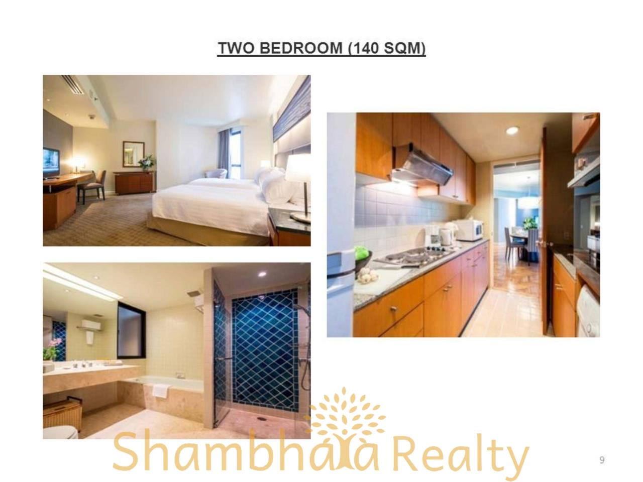 Shambhala Realty Agency's Chatrium Residence  Condominium for Rent in Sathorn 6