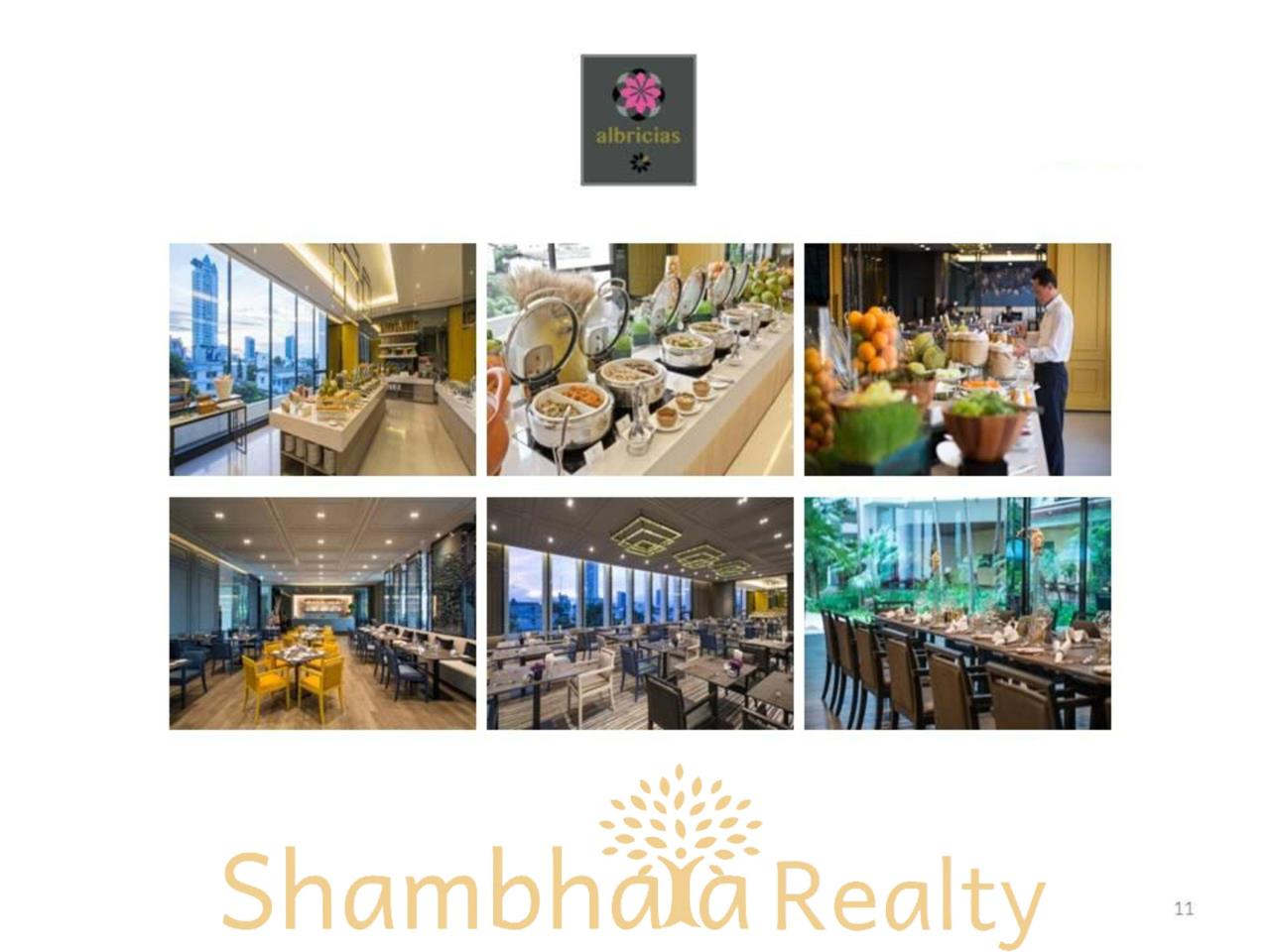 Shambhala Realty Agency's Chatrium Residence  Condominium for Rent in Sathorn 14
