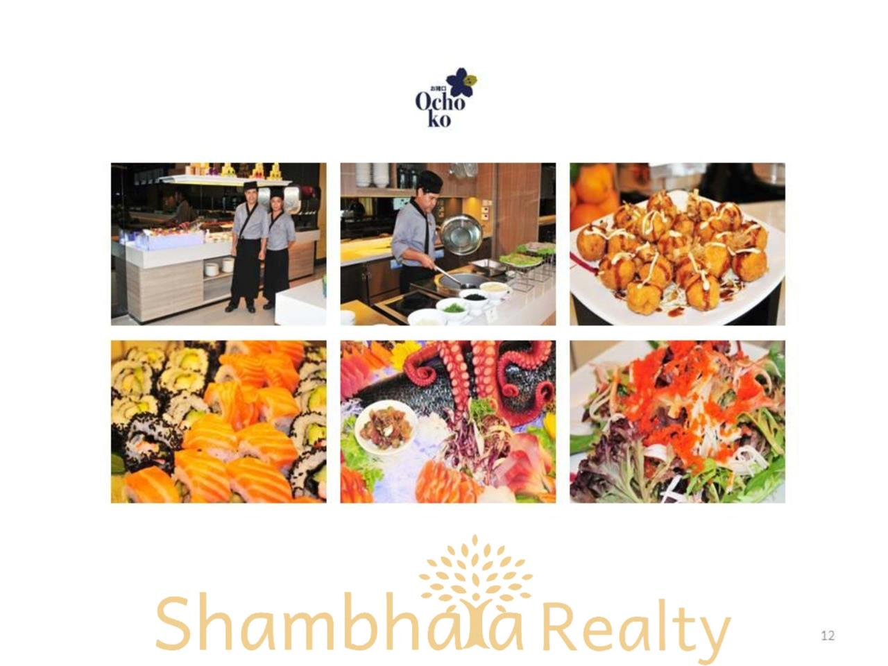 Shambhala Realty Agency's Chatrium Residence  Condominium for Rent in Sathorn 17