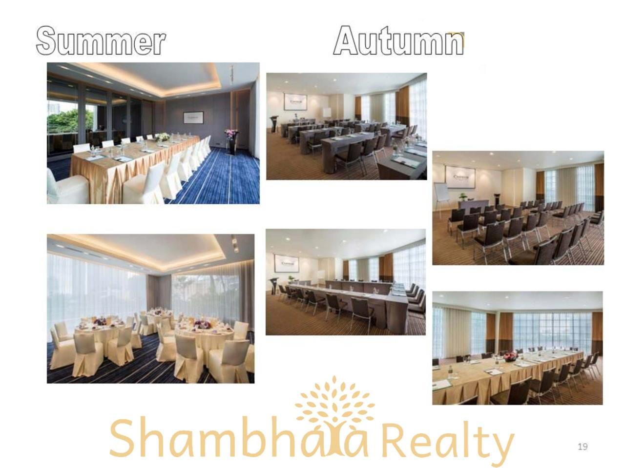 Shambhala Realty Agency's Chatrium Residence  Condominium for Rent in Sathorn 11