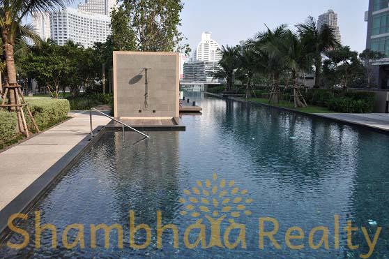 Shambhala Realty Agency's The River Condominium,Charoennakorn Soi 13 12
