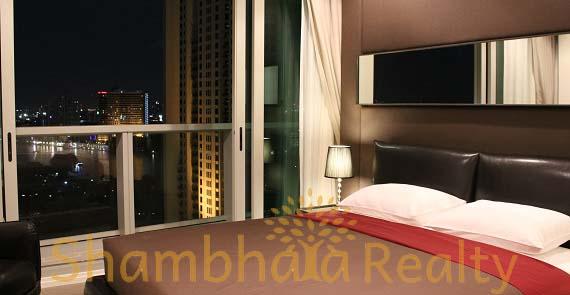 Shambhala Realty Agency's The River Condominium,Charoennakorn Soi 13 7