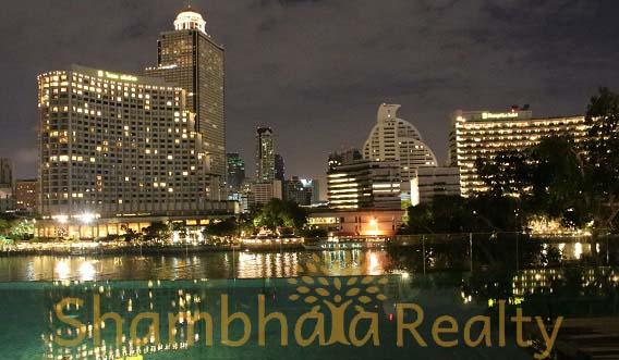 Shambhala Realty Agency's The River Condominium,Charoennakorn Soi 13 14