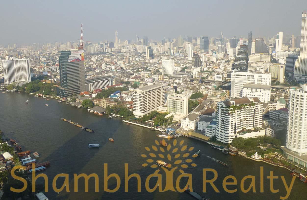 Shambhala Realty Agency's The River Condominium,Charoennakorn Soi 13 5