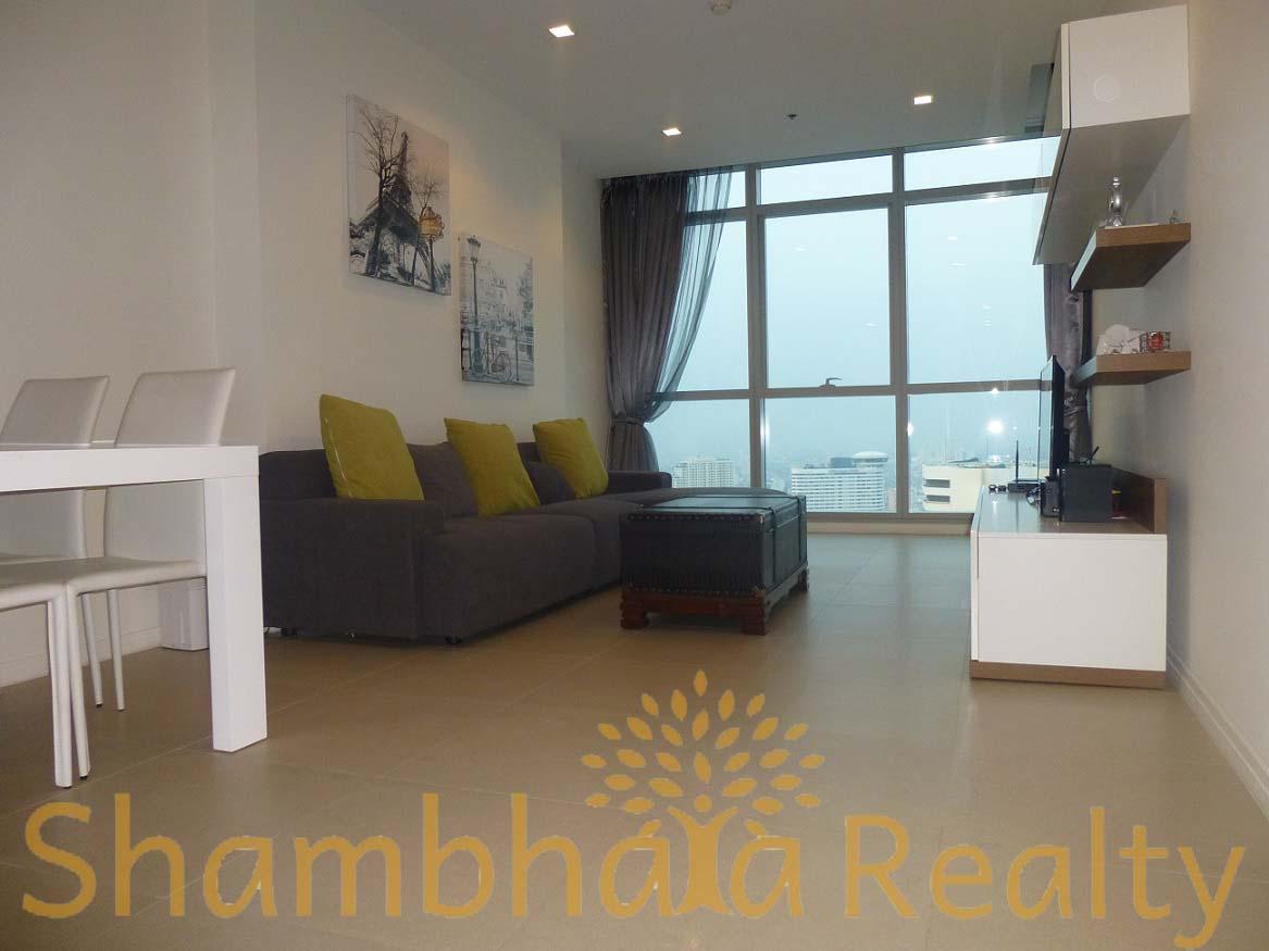 Shambhala Realty Agency's The River Condominium,Charoennakorn Soi 13 6