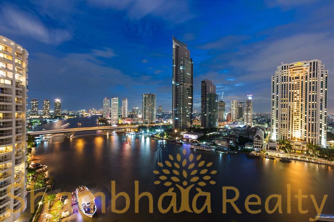 Shambhala Realty Agency's The River Condominium,Charoennakorn Soi 13 11