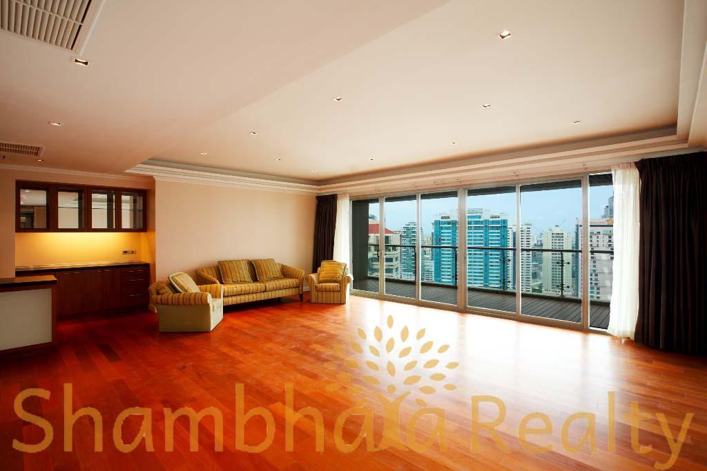 Shambhala Realty Agency's Condo For Sale: The Lakes, Asoke, 2BR 1