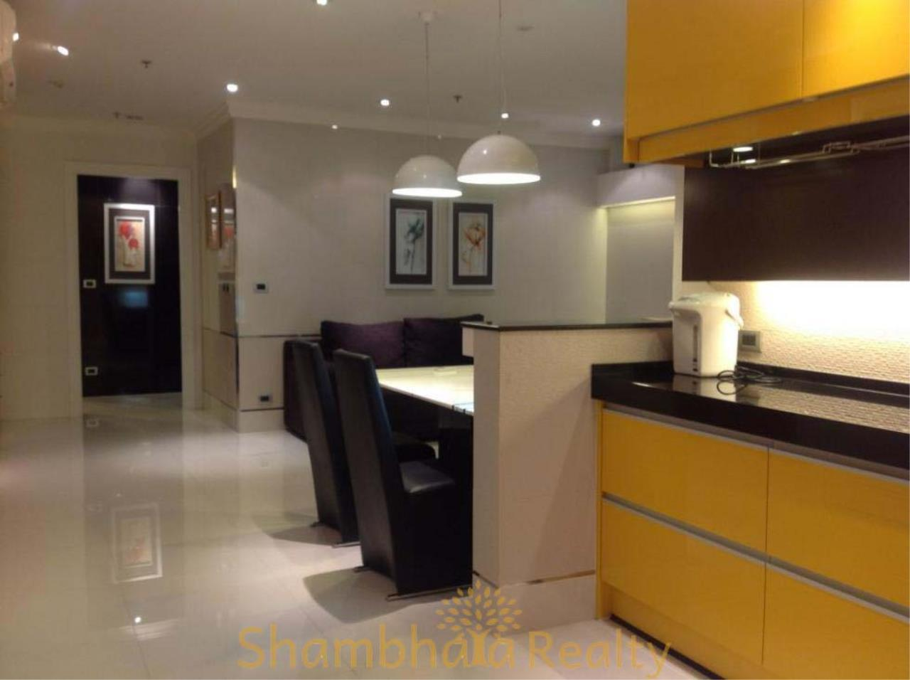 Shambhala Realty Agency's Master Centrium Asok Condominium for Rent in Asok 9