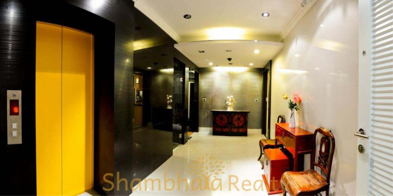 Shambhala Realty Agency's Master Centrium Asok Condominium for Rent in Asok 7