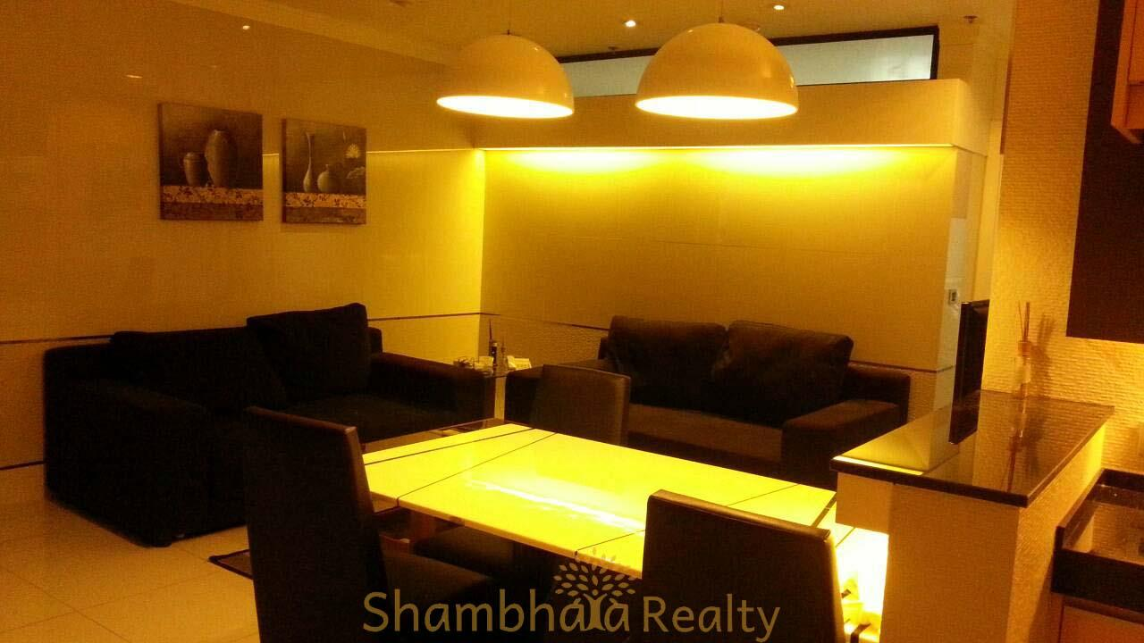 Shambhala Realty Agency's Master Centrium Asok Condominium for Rent in Asok 1
