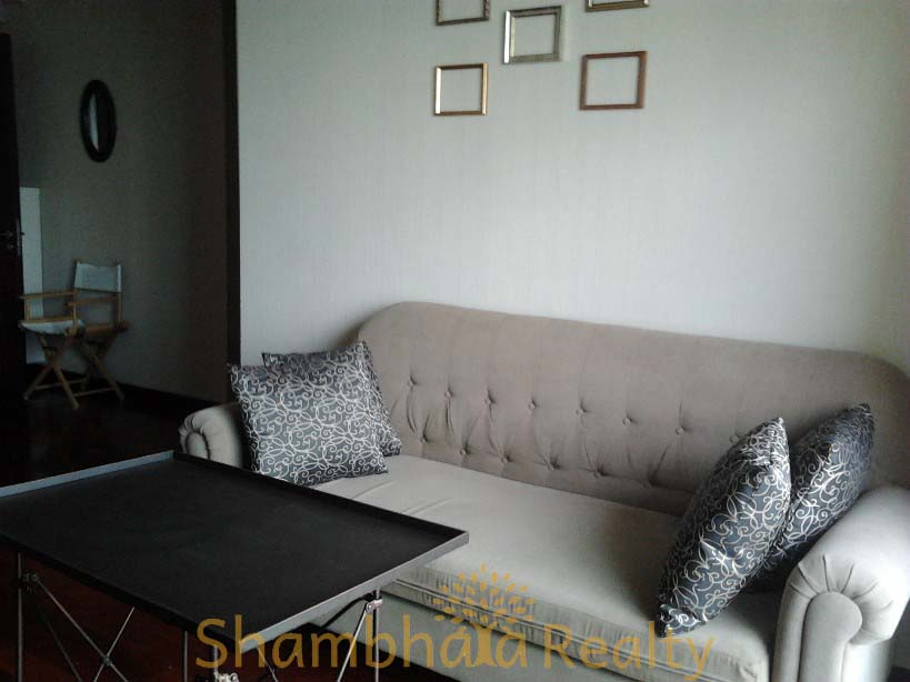 Shambhala Realty Agency's Sukhumvit city resort at Sukhumvit Soi 11, 2BR 1
